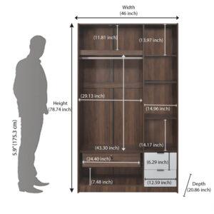 3 door wardrobe by smart furniture 1 (1)