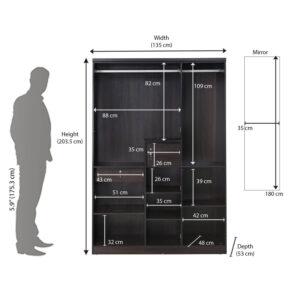 3 door wardrobe by smart furniture 3 (1)