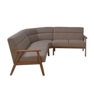 L shape corner sofa (2)